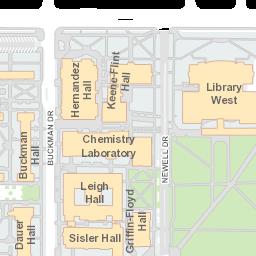 UF Campus Map - Uf camp us map